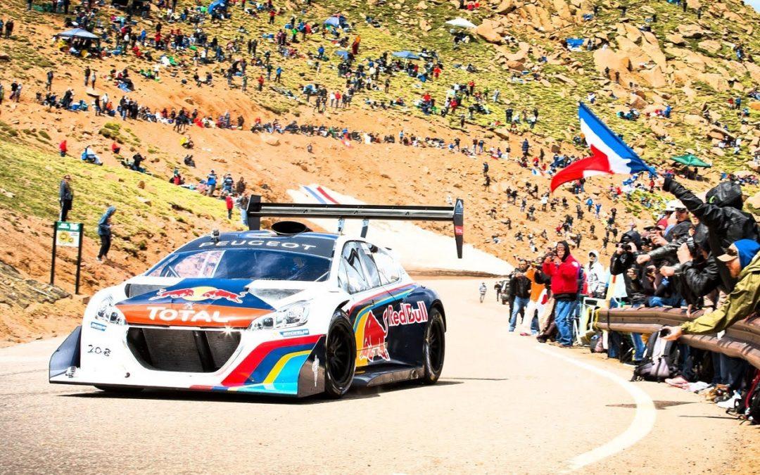 Incontournable : Le record de Sebastien Loeb à Pikes Peak 2013