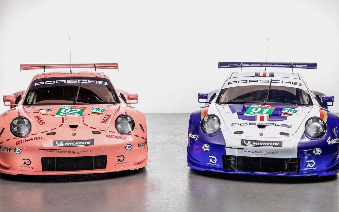 24h du Mans 2K18 – Piqûre de rappel Made in Porsche !