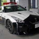 Nissan GTR… Si la police s'y met !