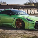 Nissan GTR by Rocket Bunny – Tapes dans l'fond bordel !