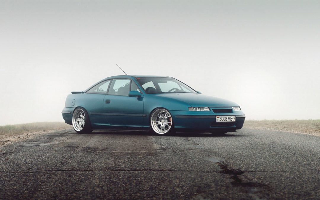 Opel Calibra… Mal aimée ou oubliée ?!