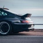 Porsche 993 Carrera RWB ! Presque sobre...