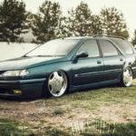 Renault Laguna Estate Airride… Y'en a qui osent !