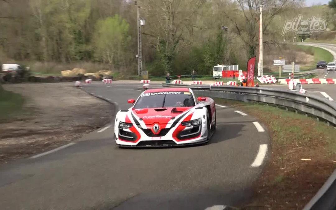 Hillclimb Monster : Renault R.S. 01 – Echappée des circuits !