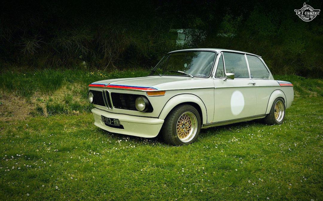Spring Event #5 : La BMW 2002 de Florian