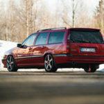 Volvo 850 R... La Sup'R Brique !