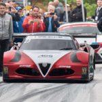 Engine Sound : Alfa 4C V8 Zytek – 4 Cylindres, c'est pas assez !