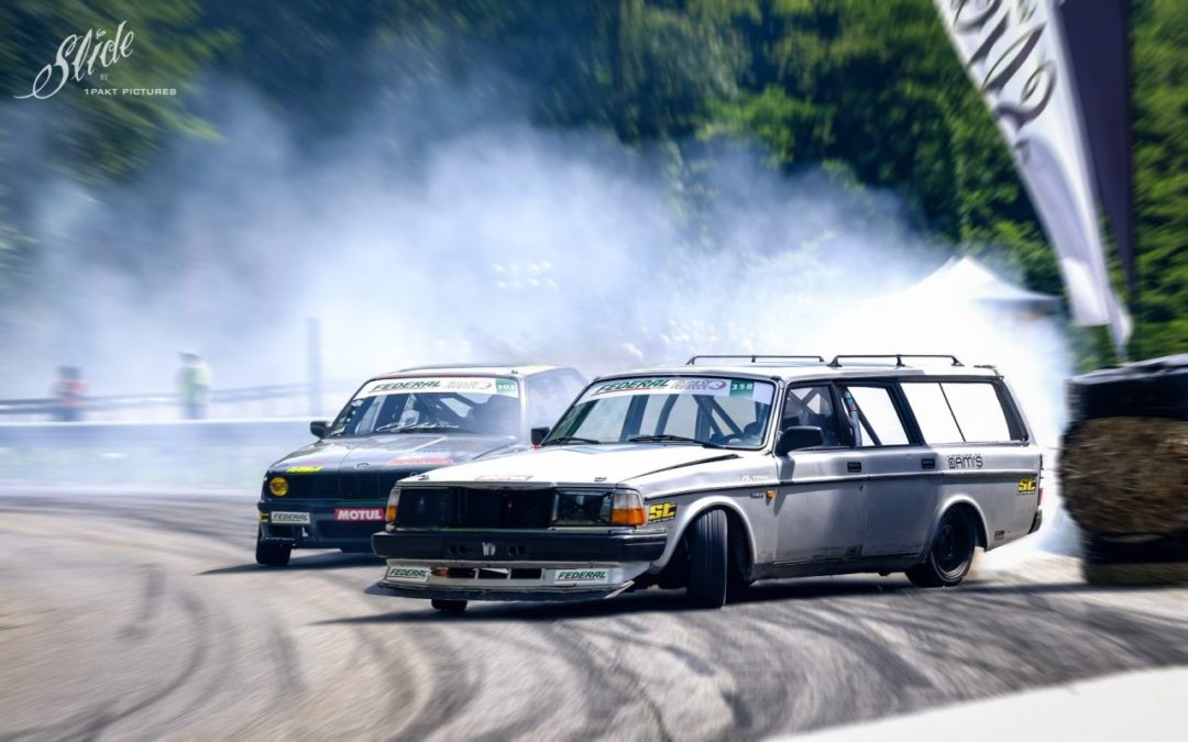 #Drifteur : Kévin Fayolle et sa Volvo 240 !
