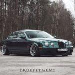 Jaguar S Type - Féline posée !