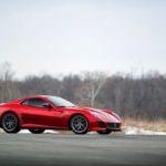 Engine Sound - Ferrari 599 GTO - Un bon coup d'douze