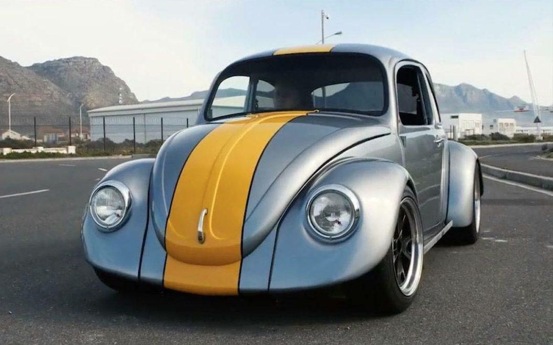 VW Beetle en V8 Audi – Coléoptère vénère