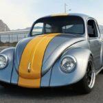 VW Beetle en V8 Audi - Coléoptère vénère