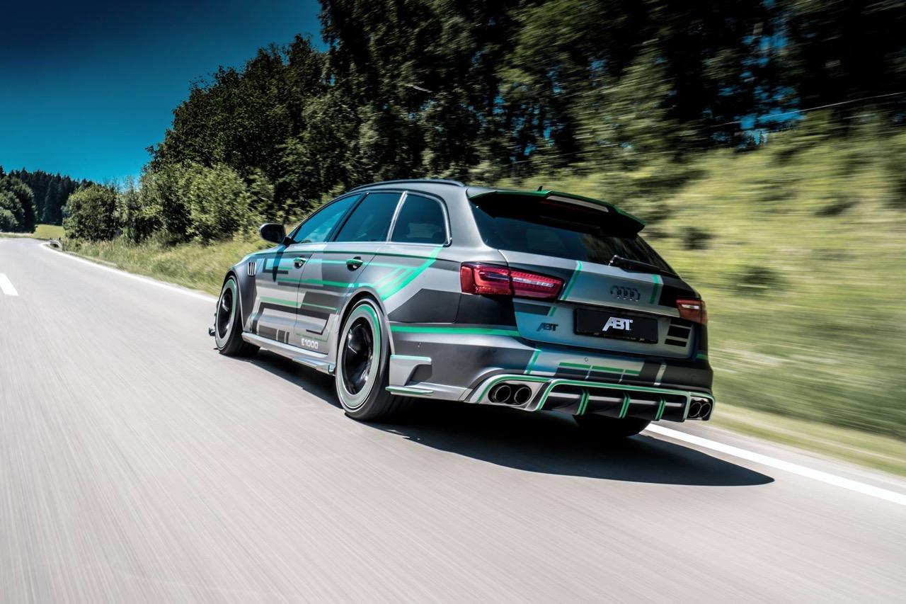 Audi RS6 E Concept ABT Sportsline : Ca veut dire Hybride avec plus de 1000 ch ! 28