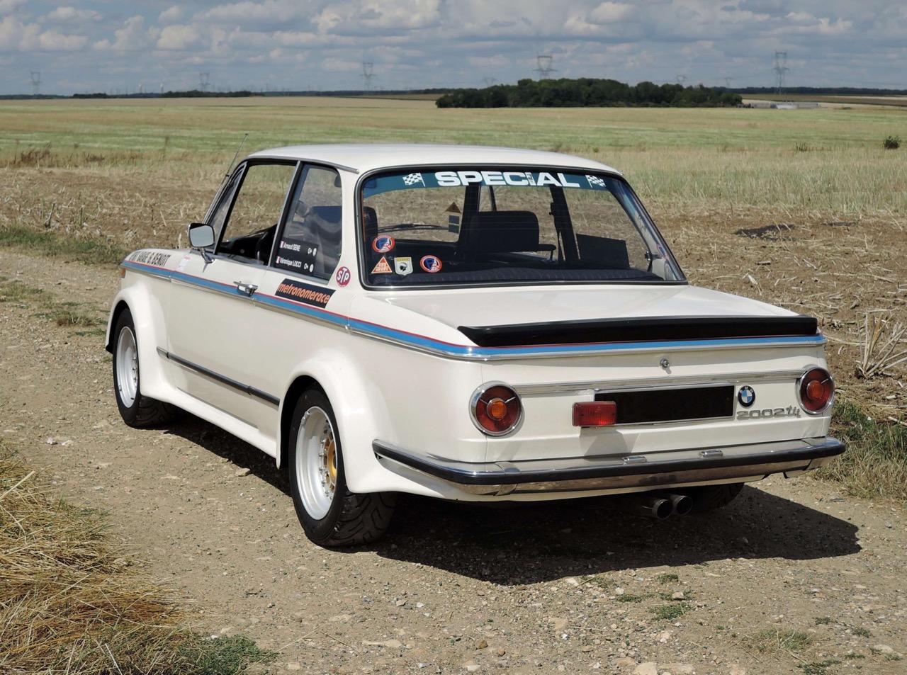 '71 BMW 2002 Tii - Une Gr2 pour la route... 16