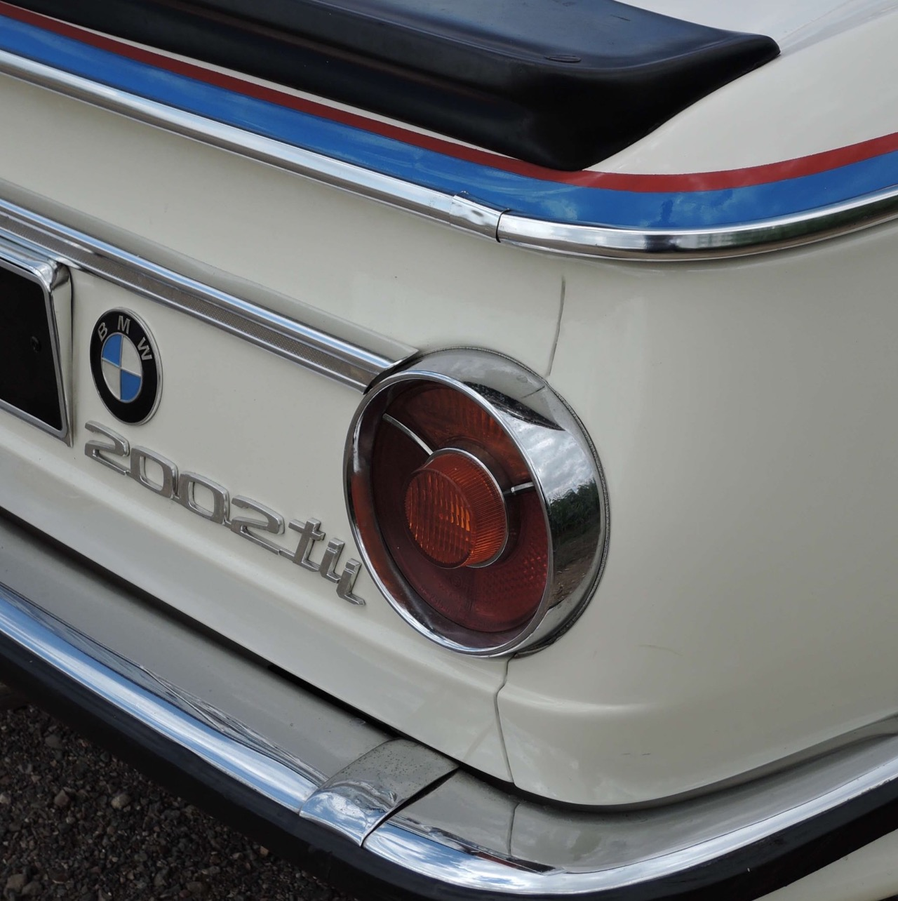 '71 BMW 2002 Tii - Une Gr2 pour la route... 27