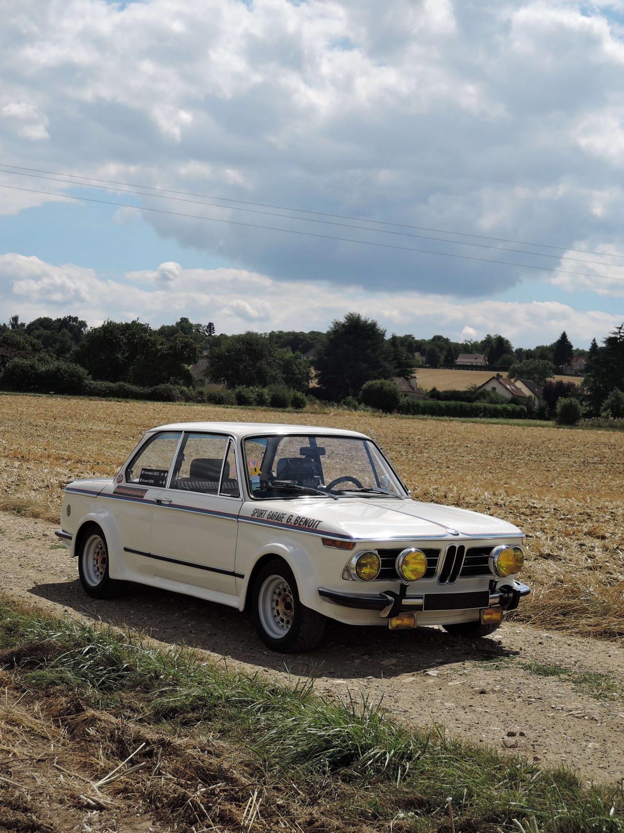'71 BMW 2002 Tii - Une Gr2 pour la route... 30