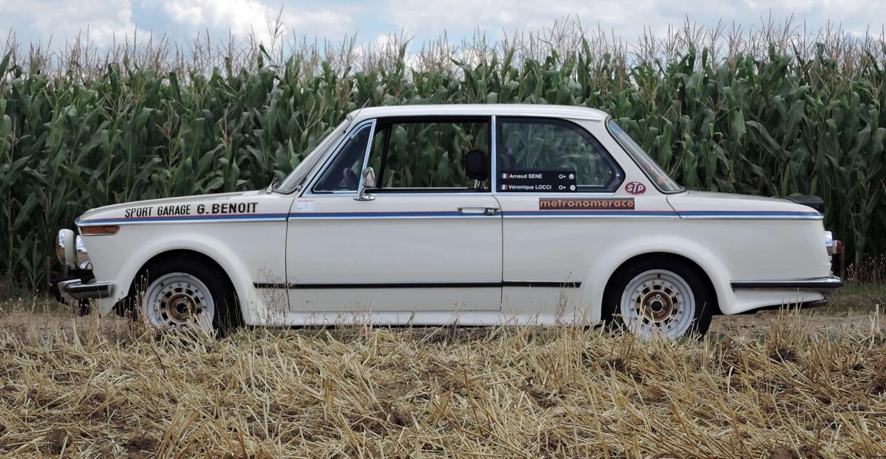 '71 BMW 2002 Tii - Une Gr2 pour la route... 26