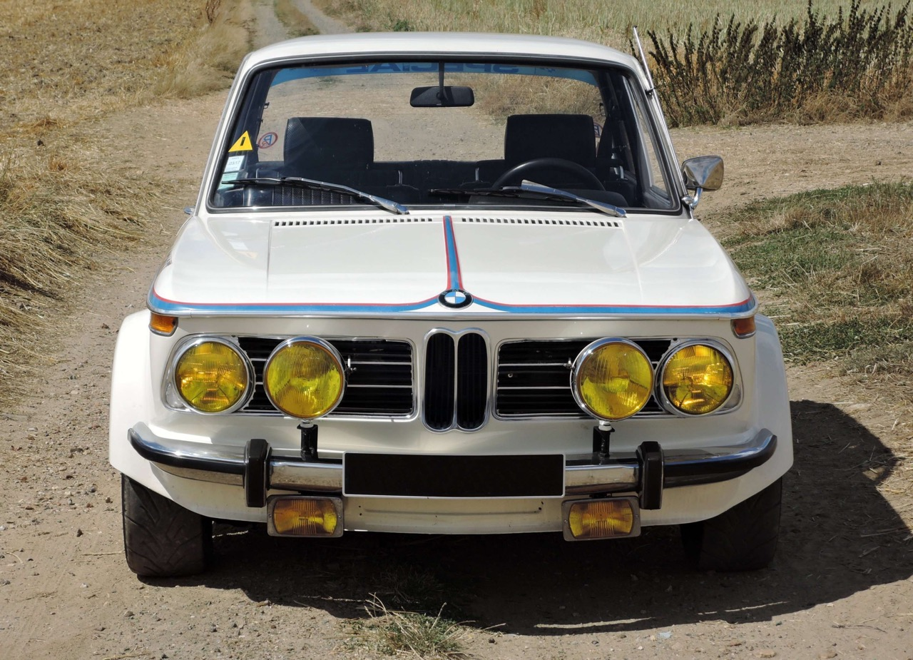 '71 BMW 2002 Tii - Une Gr2 pour la route... 24