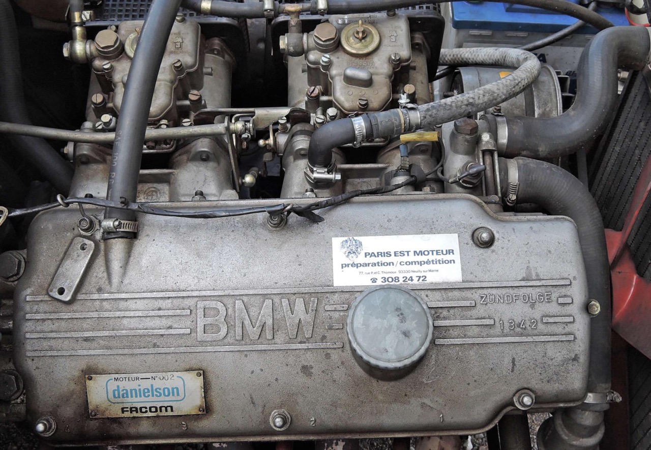 '71 BMW 2002 Tii - Une Gr2 pour la route... 17