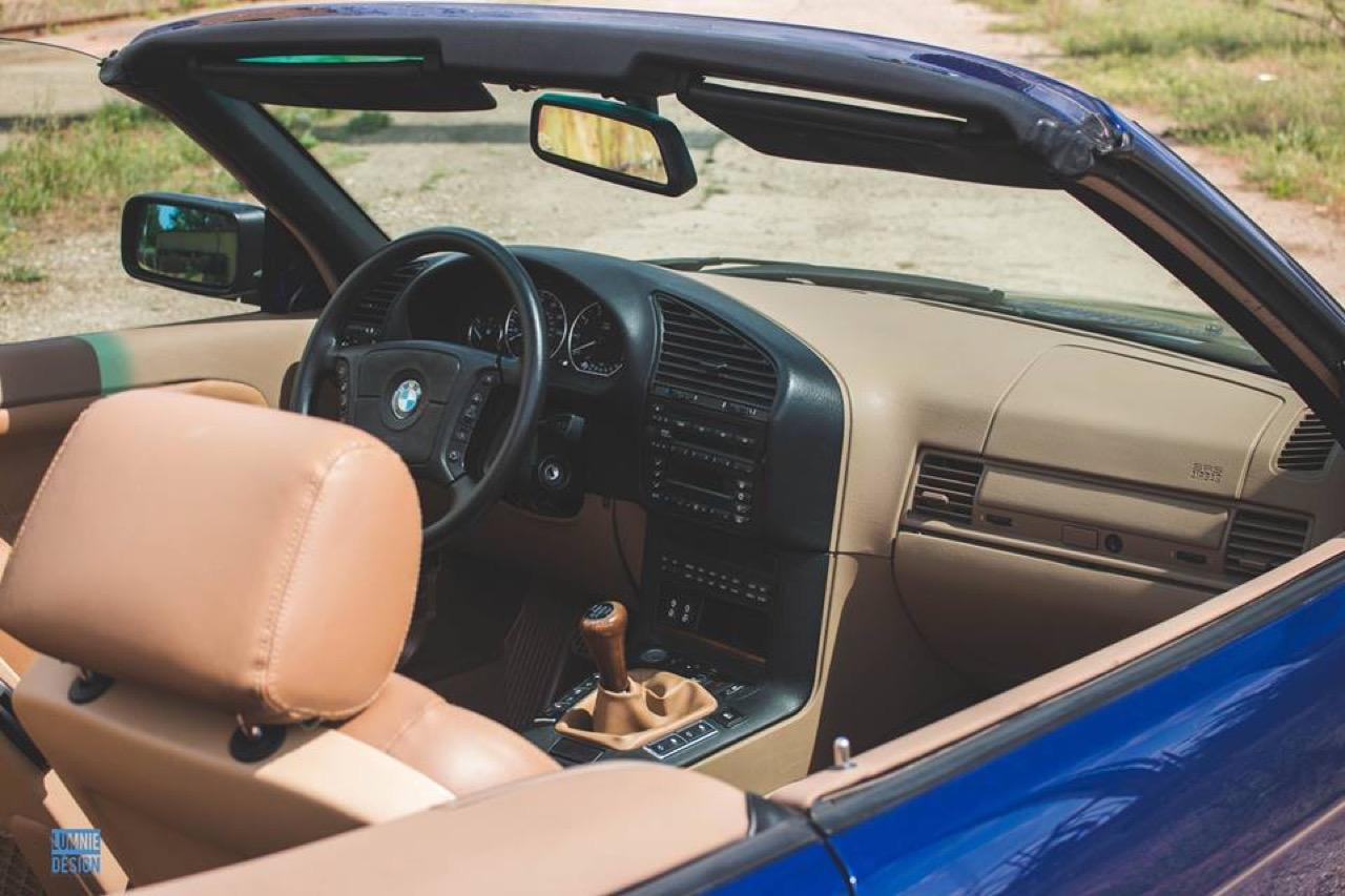 BMW E36 Cab... Signée AC Schnitzer ! 18