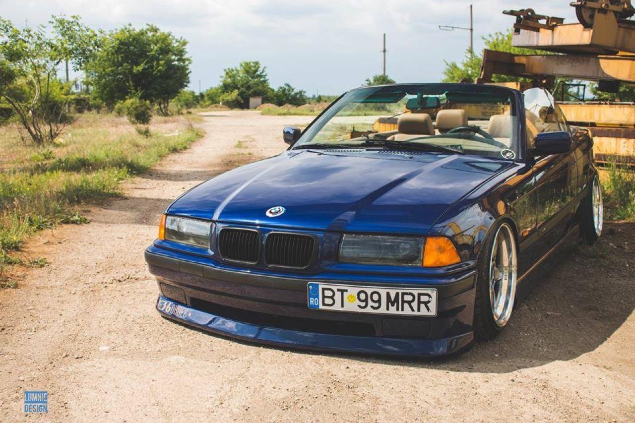 BMW E36 Cab... Signée AC Schnitzer ! 15