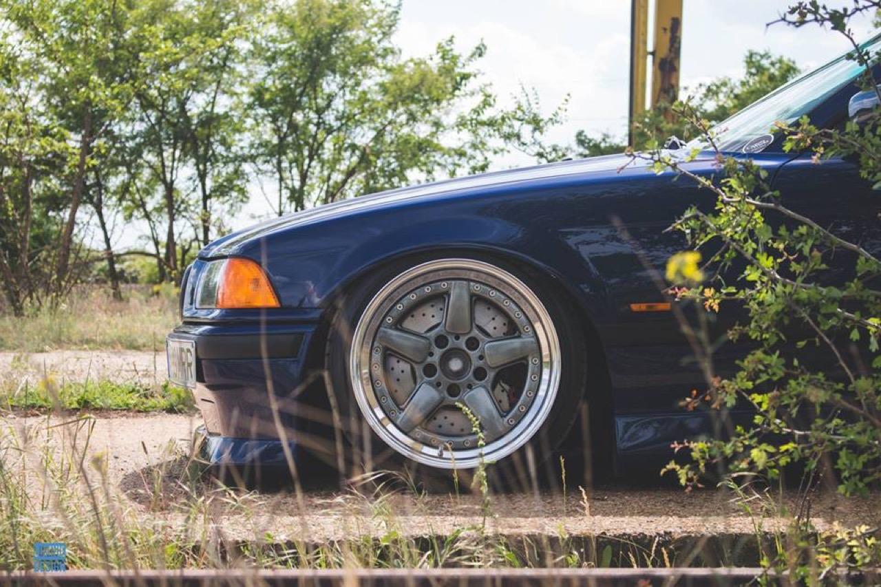 BMW E36 Cab... Signée AC Schnitzer ! 17