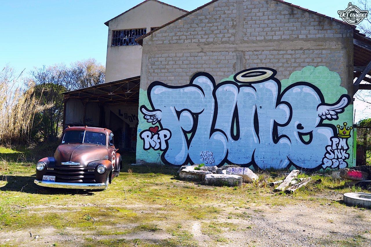 Slammed '51 Chevy 3100 - Born in the USA ! 57