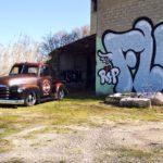 Slammed '51 Chevy 3100 - Born in the USA ! 56