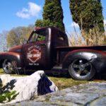 Slammed '51 Chevy 3100 - Born in the USA ! 59