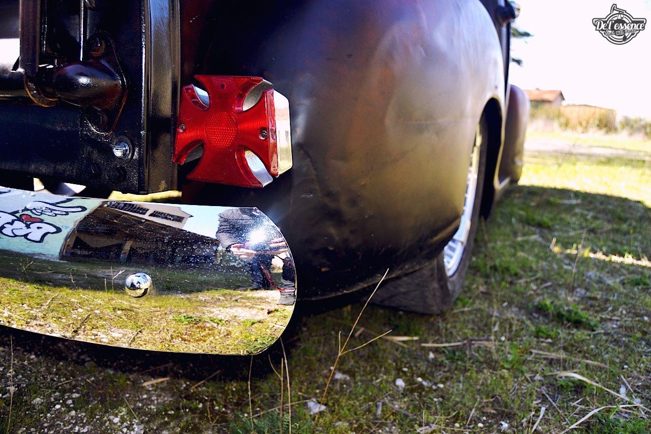 Slammed '51 Chevy 3100 - Born in the USA ! 70