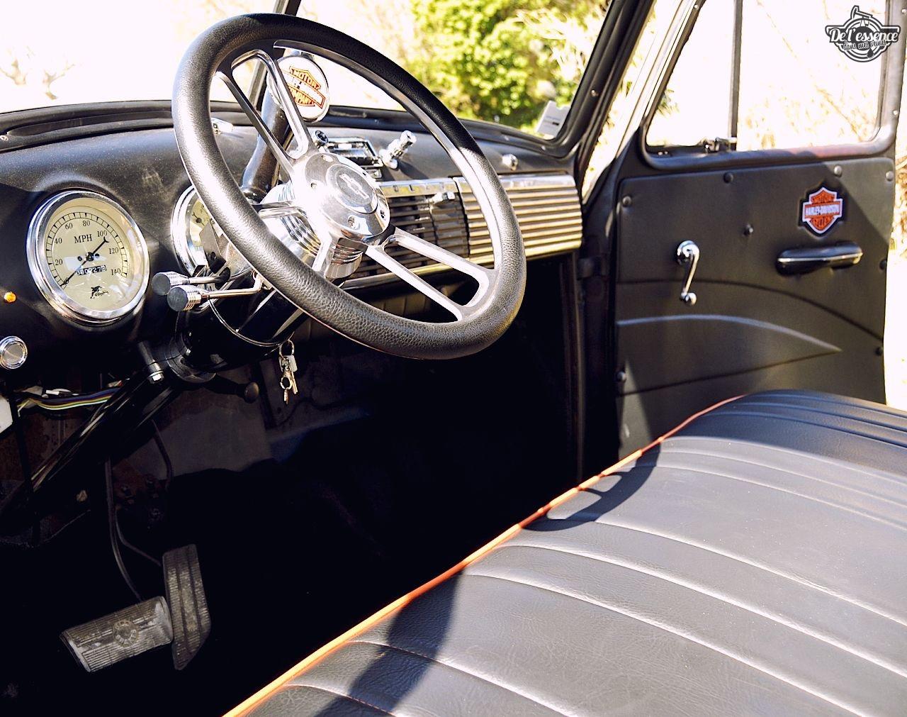 Slammed '51 Chevy 3100 - Born in the USA ! 78