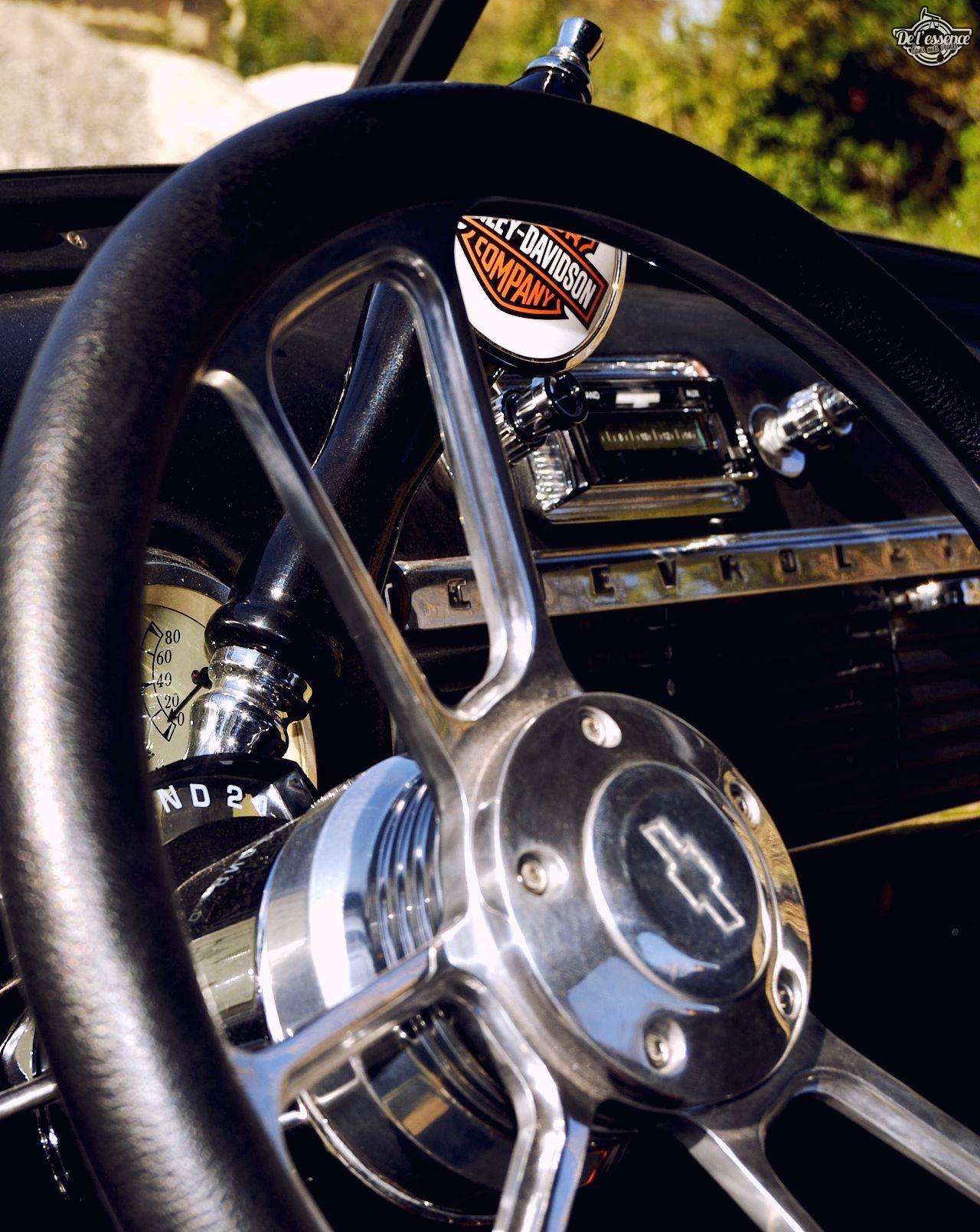 Slammed '51 Chevy 3100 - Born in the USA ! 79