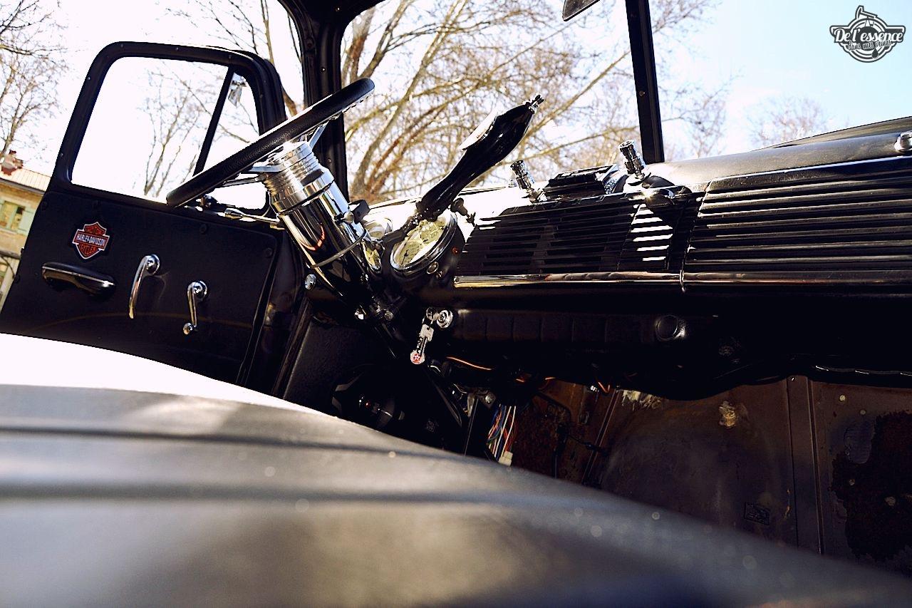 Slammed '51 Chevy 3100 - Born in the USA ! 83