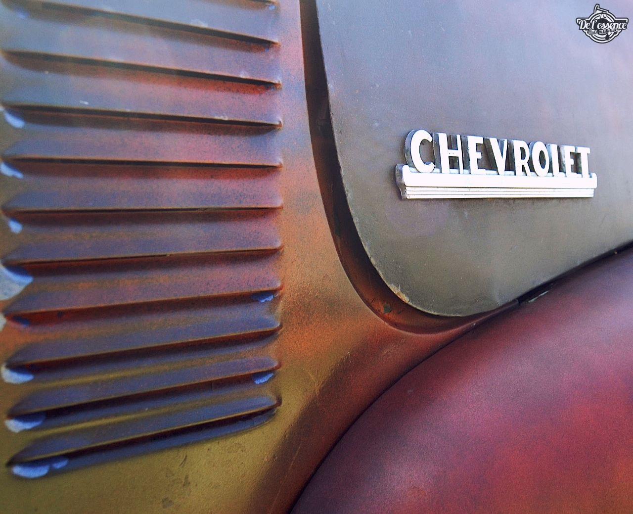 Slammed '51 Chevy 3100 - Born in the USA ! 82