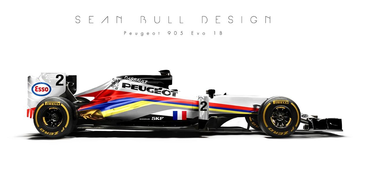 Des F1 aux 24h du Mans ?! 8
