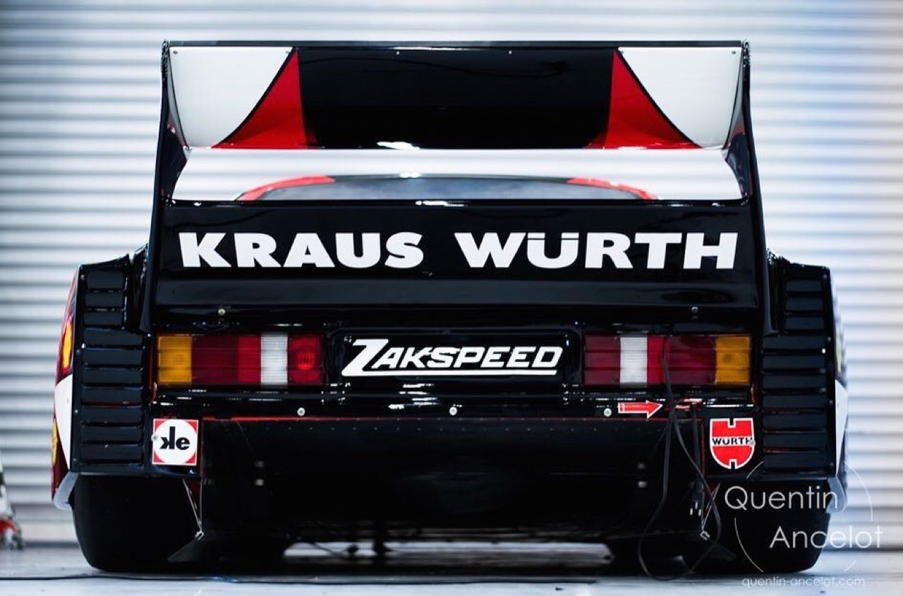 Engine sound : Ford Capri Zakspeed Turbo - C'est pas fini ! 17