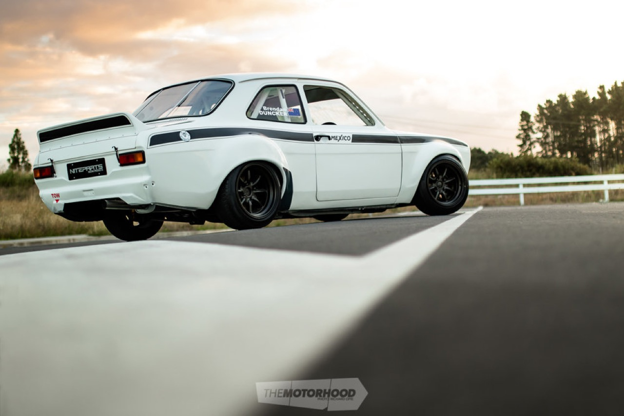 Ford Escort Mk1 Vtec : The Dort Scort ! 34