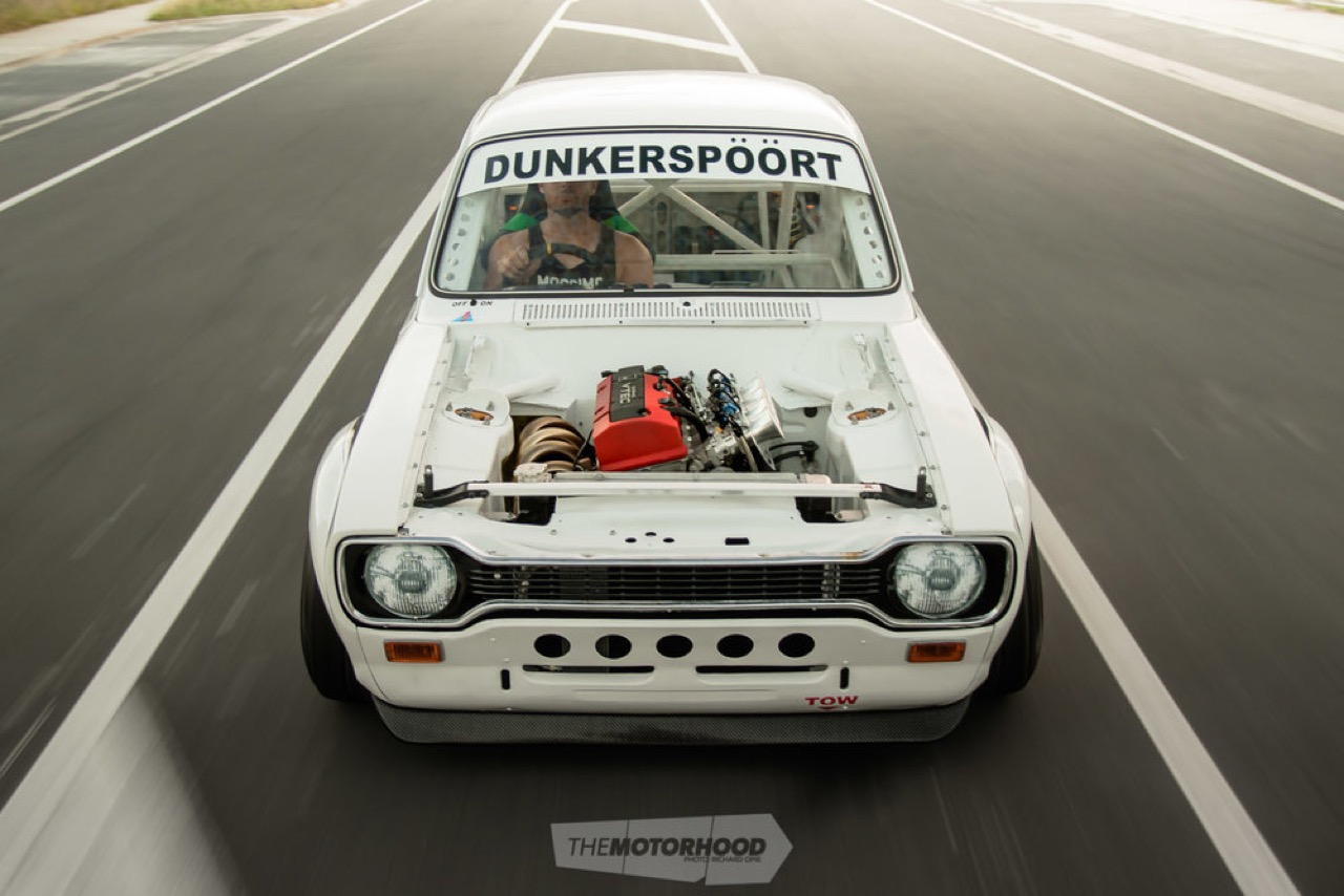 Ford Escort Mk1 Vtec : The Dort Scort ! 21