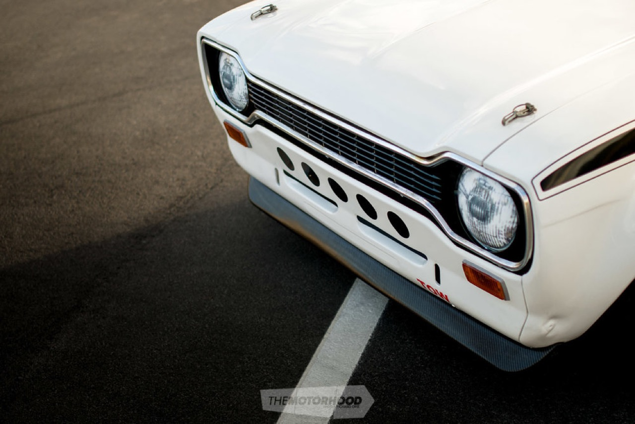 Ford Escort Mk1 Vtec : The Dort Scort ! 23