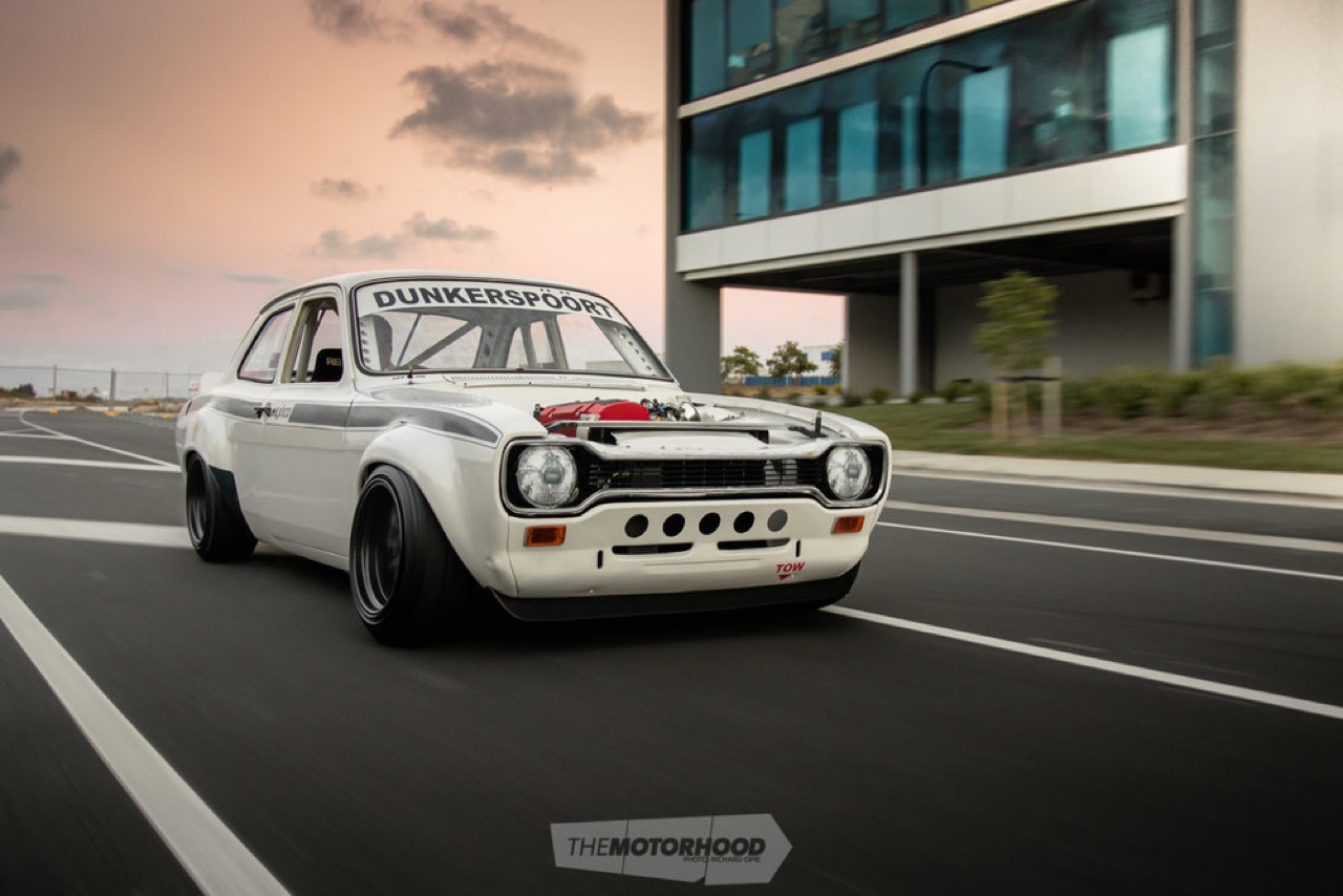 Ford Escort Mk1 Vtec : The Dort Scort ! 37