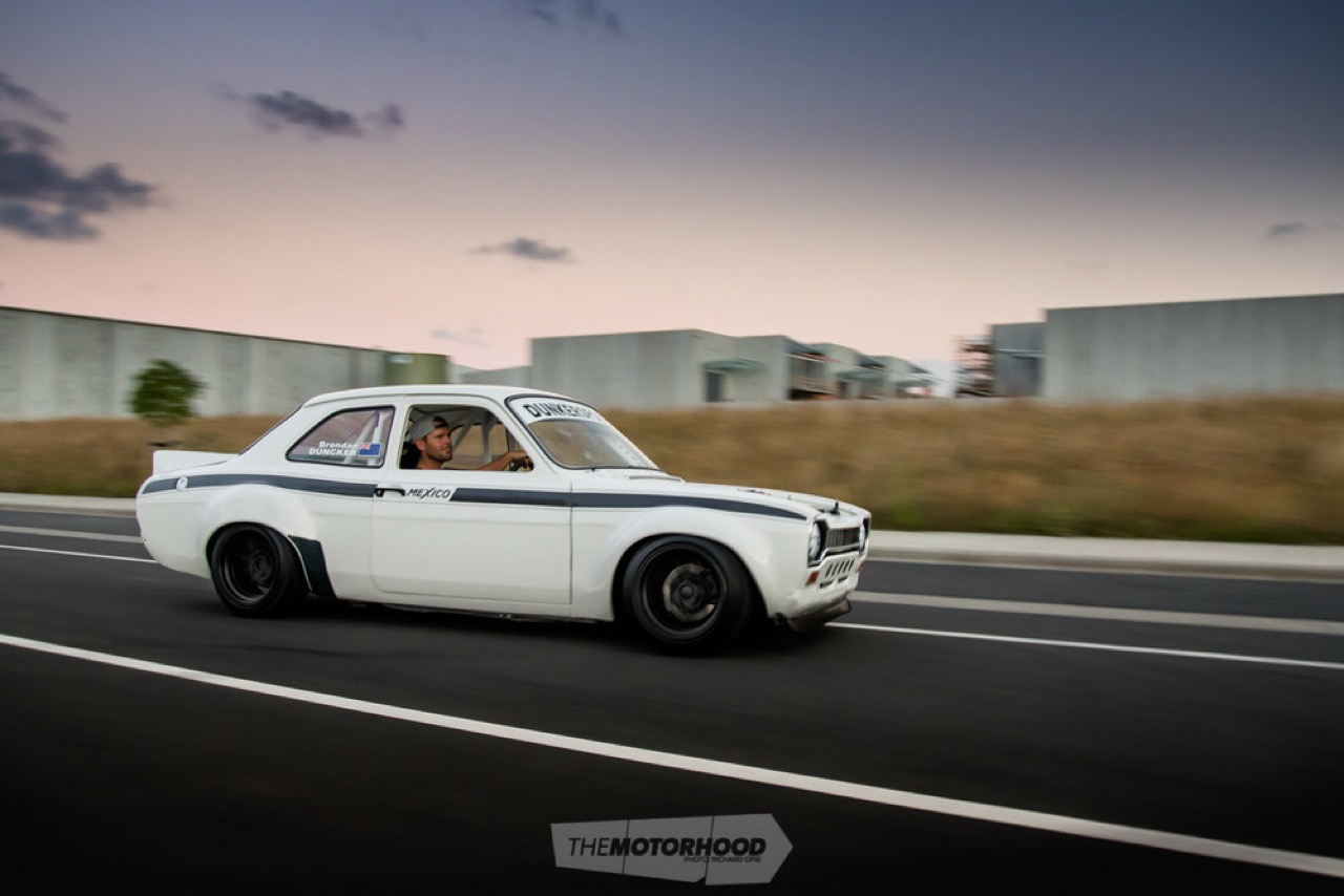 Ford Escort Mk1 Vtec : The Dort Scort ! 22