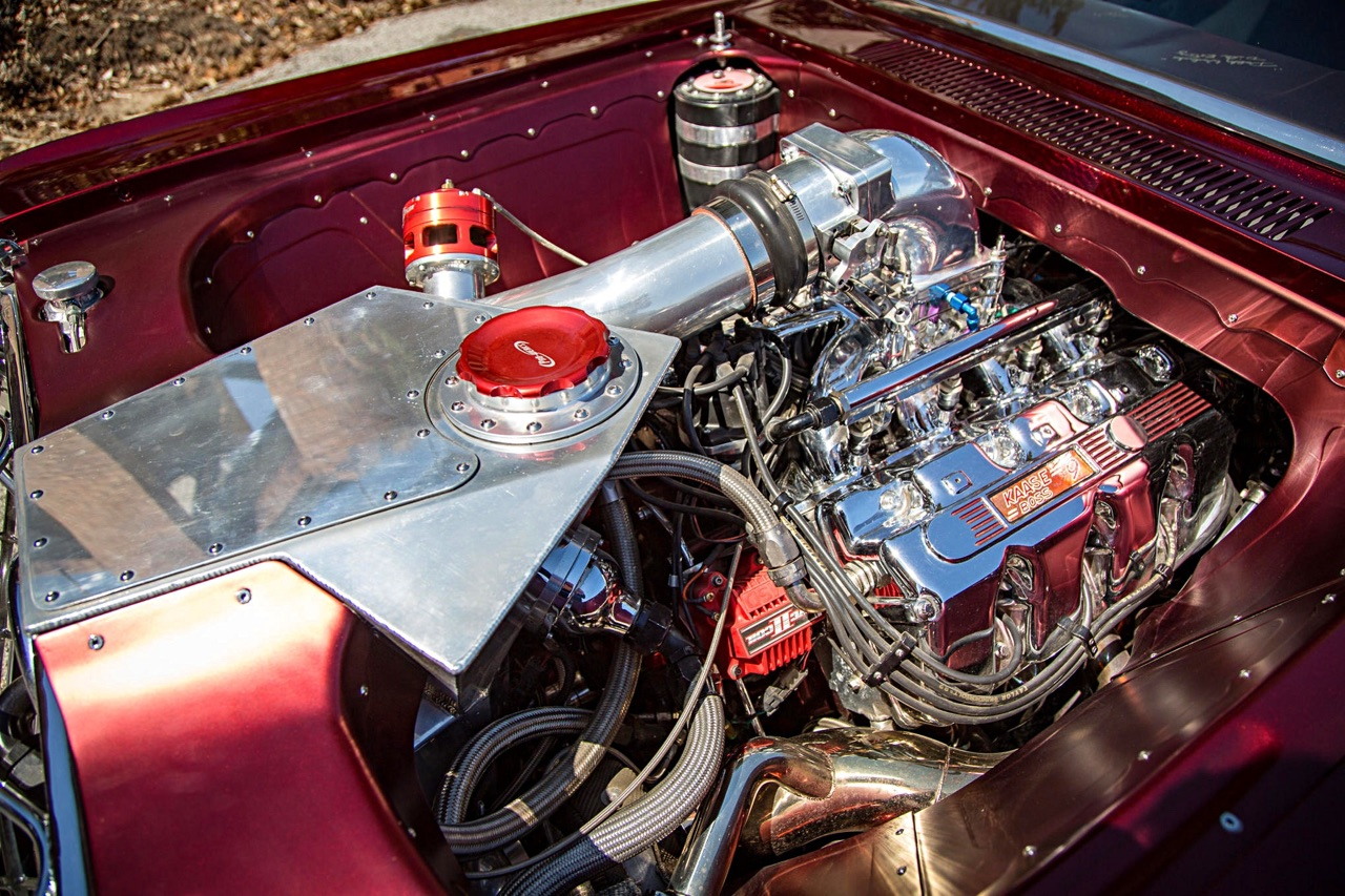 '64 Ford Falcon - 2800 ch pour entrer en Hyperespace ! 54