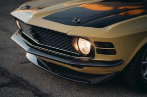'70 Ford Mustang Boss 302 - La Stang d'Iron Man ! 10