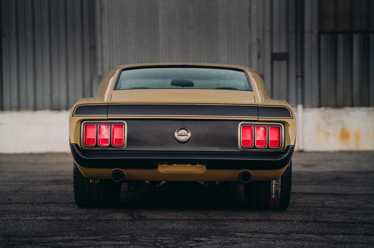'70 Ford Mustang Boss 302 - La Stang d'Iron Man ! 32