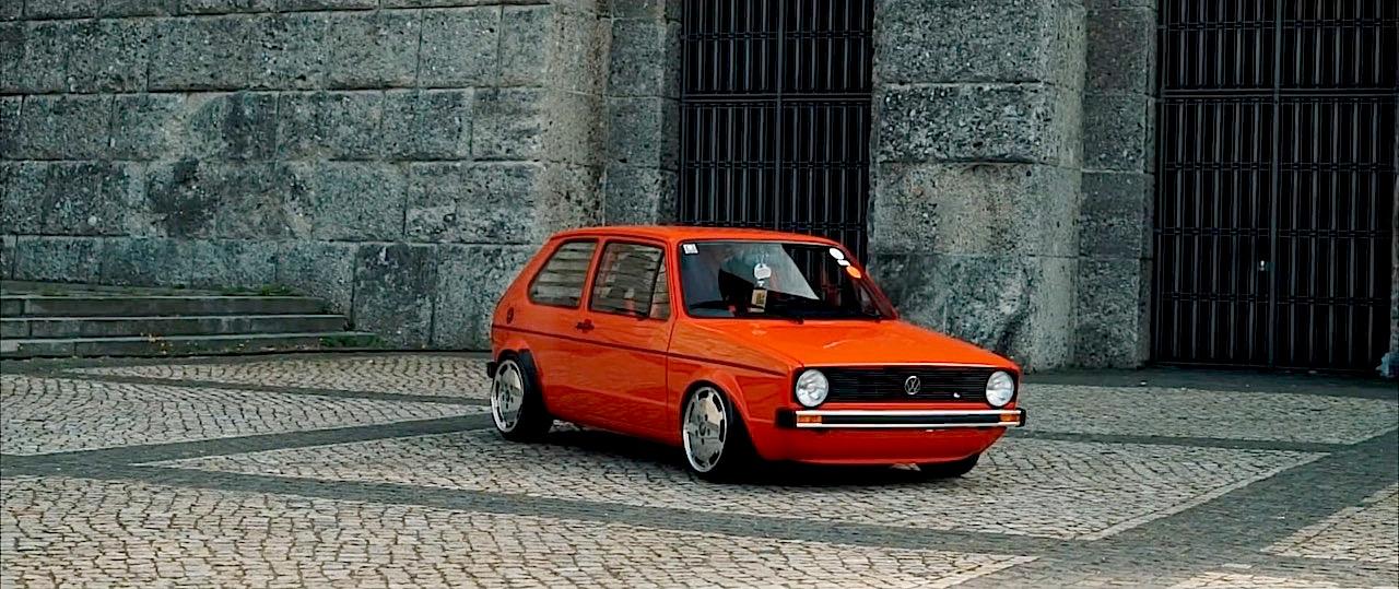 VW Golf 1 1.8l - Quand la sobriété cache la bestialité ! 25