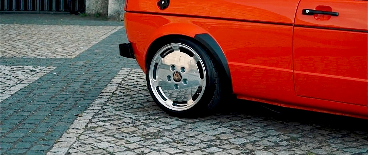 VW Golf 1 1.8l - Quand la sobriété cache la bestialité ! 2