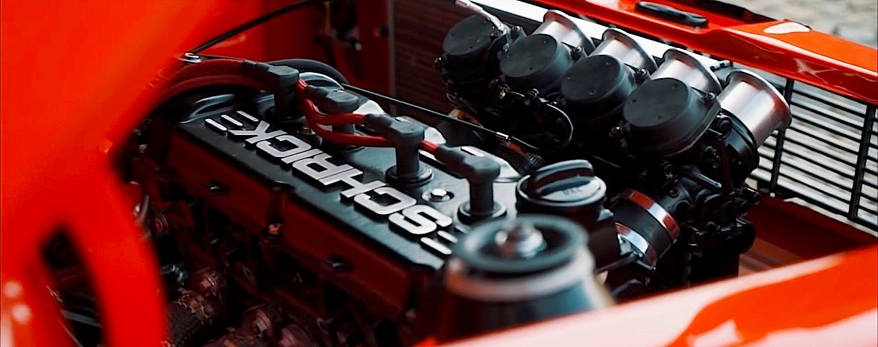 VW Golf 1 1.8l - Quand la sobriété cache la bestialité ! 3