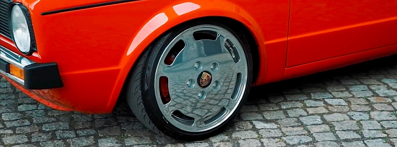 VW Golf 1 1.8l - Quand la sobriété cache la bestialité ! 4