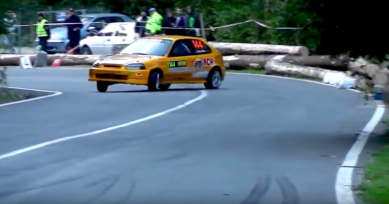 Engine Sound : Honda Civic EK9... VVVvvvvvtttteeeeeecccccccc ! 11