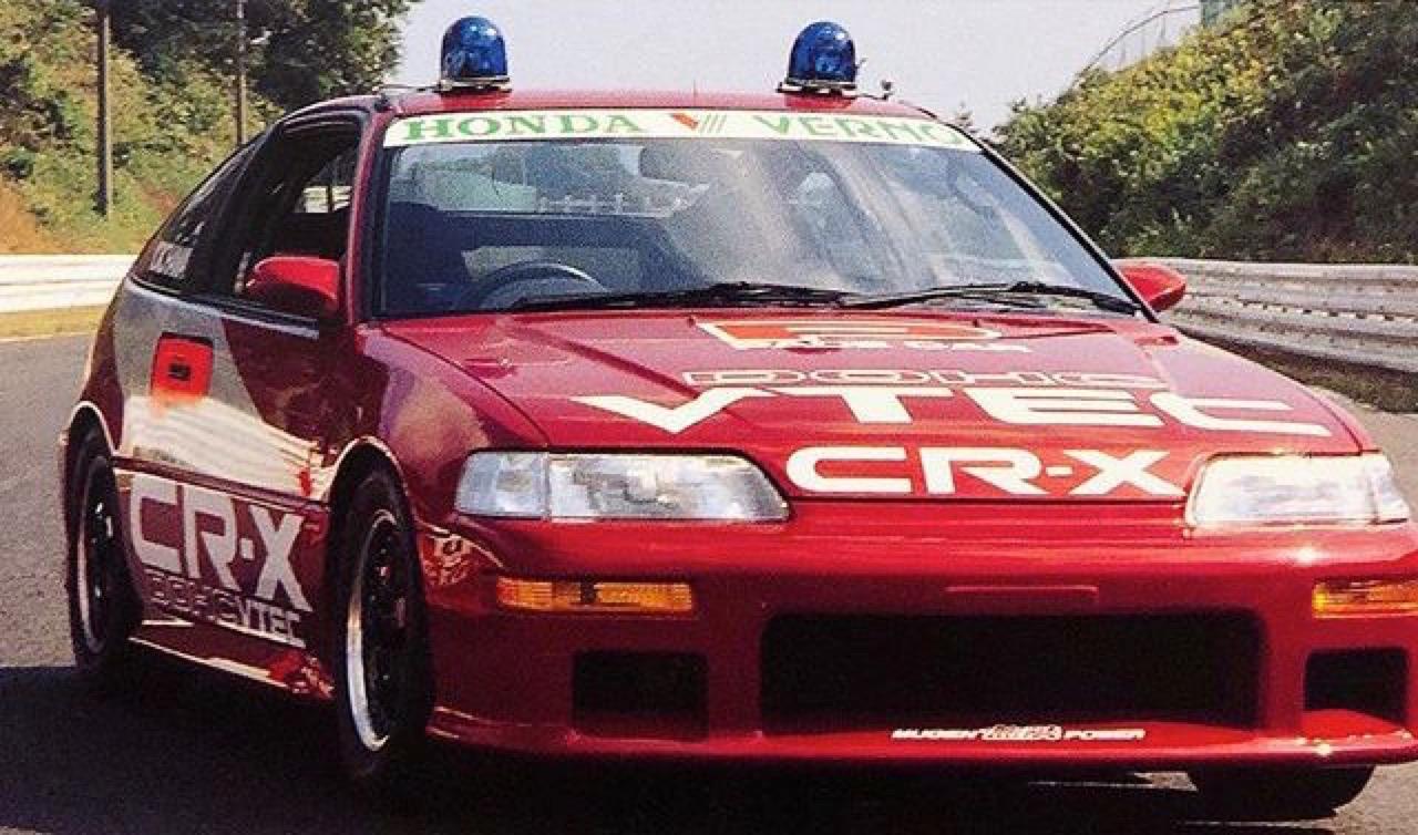 Honda Civic EF9 N1, CRX EF8, Nakashima et Ayrton Senna... Back to '89 ! 23